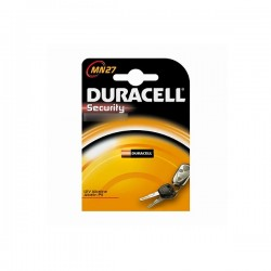 DURACELL SECURITY 12V MN27 1τεμ Μπαταρία Αλκαλική